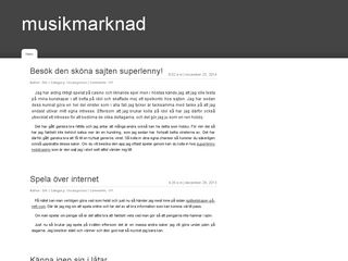 musikmarknad.se
