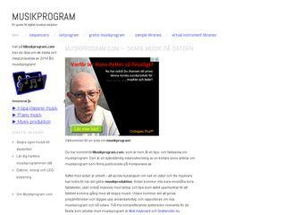 musikprogram.com