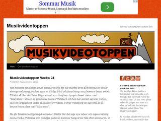 musikvideotoppen.se