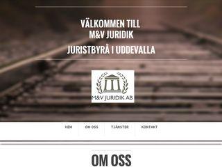 mvjuridik.se