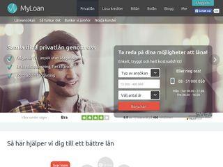 myloan.se