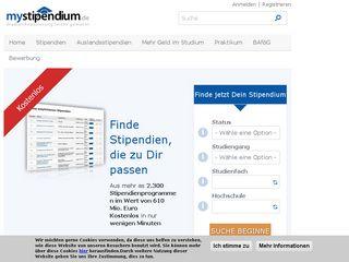 mystipendium.de