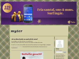myter.blogg.se
