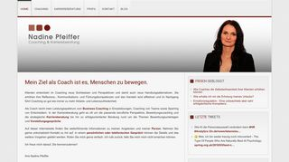 nadinepfeiffer.de