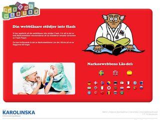 narkoswebben.se