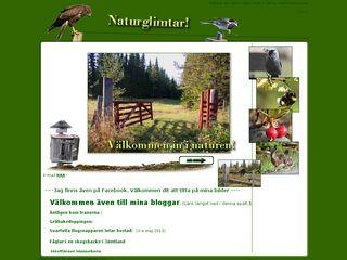 naturglimtar.se
