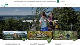 naturpark-fichtelgebirge.org
