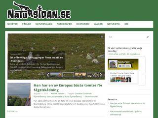 natursidan.se