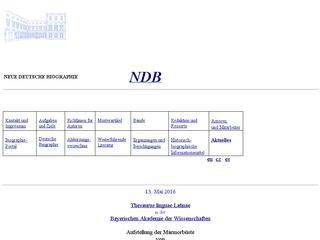 ndb.badw.de