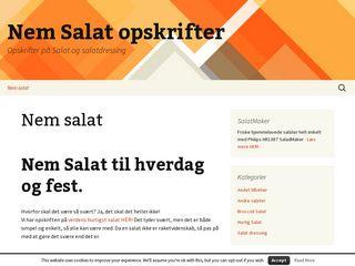 nem-salat.dk