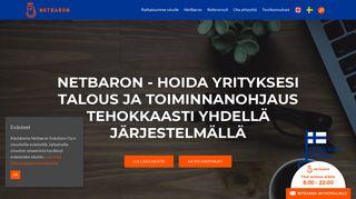 netbaron.fi