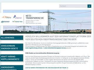 netztransparenz.de