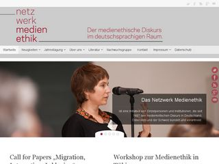 netzwerk-medienethik.de