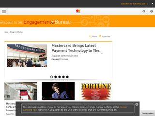 Preview of newsroom.mastercard.com