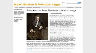 newtonsvagga.se