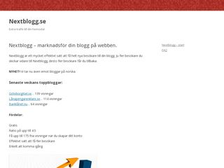 nextblogg.se