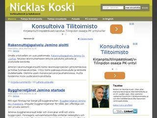 nicklaskoski.fi