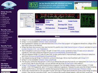 nmap org | Domainstats com