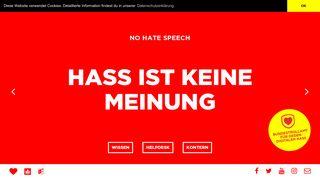 no-hate-speech.de