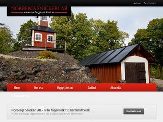 norbergssnickeri.se