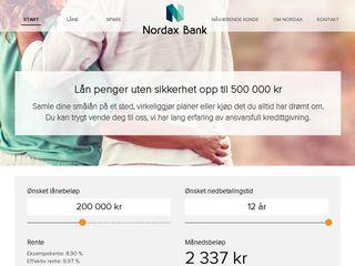 nordax.no