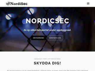 nordisec.com