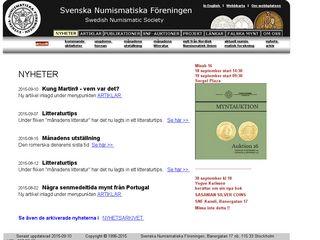 numismatik.se