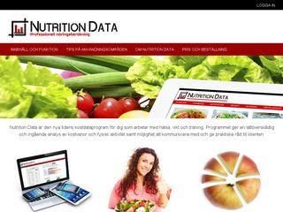 nutritiondata.se