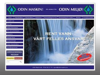 odin-maskin.no