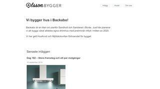 olssonbygger.se