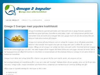 omega-3-kapslar.se