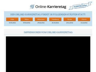 online-karrieretag.de