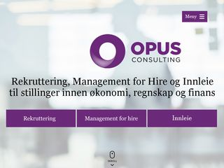 opus-consulting.no