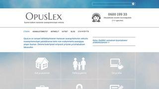 opuslex.fi