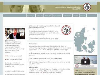 ordblindeforeningen.dk