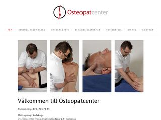 osteopatcenter.se