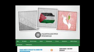 palestinagruppenstockholm.se