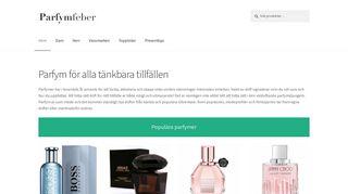 parfymfeber.se