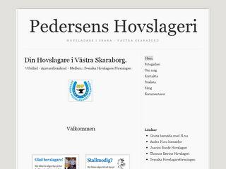 pedersenshovslageri.se
