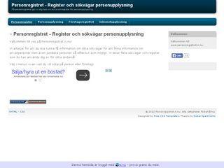 personregistret.n.nu