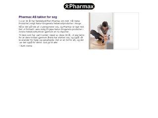 pharmax.no