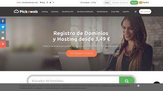 pickaweb.es