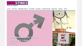 pinkstinks.de