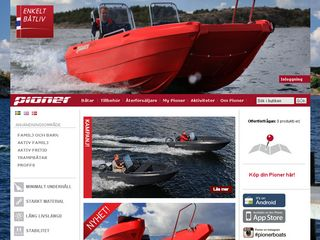 Preview of pionerboat.se
