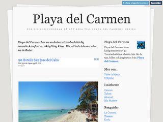 playa-del-carmen.se