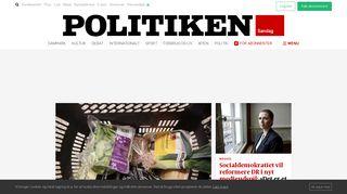 politiken.dk