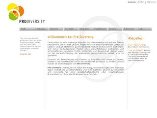 pro-diversity.de