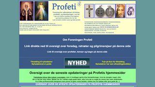 profeti.dk