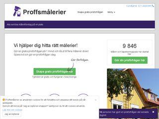 proffsmalerier.se
