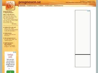 prognosen.se